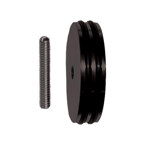 Dead Center Custom Balance XL Weight Black 5/16-24 Thread 6oz