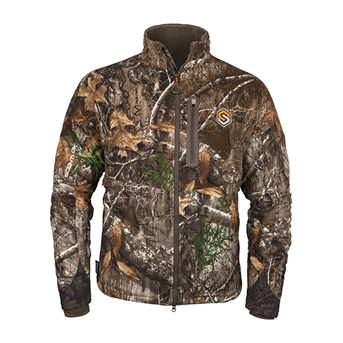 Revenant Fleece Jacket Realtree Edge Large