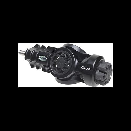 Axion Quad Hybrid Stabilizer Black w/Damper