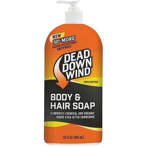 Dead Down Wind Body and Hair Soap w/Pump 32 oz.