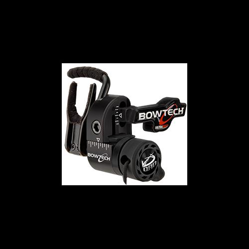 Bowtech Ultra Rest Black Left Hand