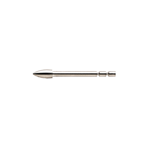 Carbon 1 Stainless Steel Point 90-110gr