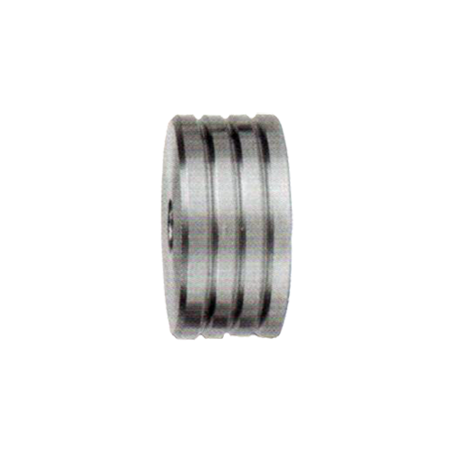 Weight Flat Disc 4oz Stainless Steel