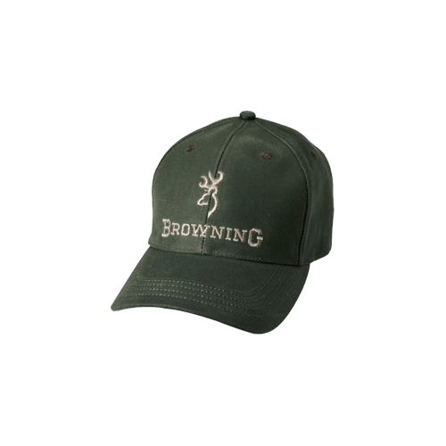 Browning Dura Wax Olive Cap