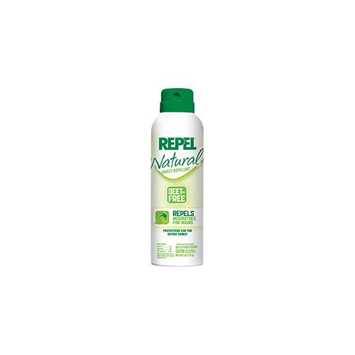 Repel Naturals Insect Repellent 6oz Aerosol