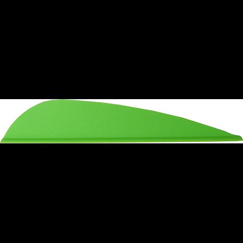 "P-Fletch Brite Green 2 7/8"" EP26"