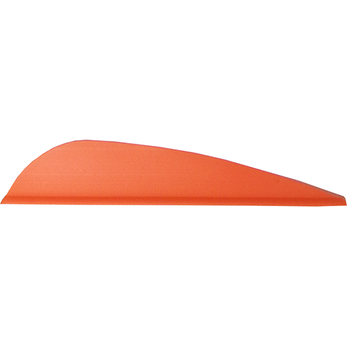"P-Fletch Fire Orange 2 7/8"" EP26"
