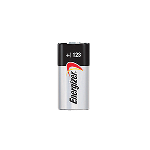 Energizer Specialty Battery 123