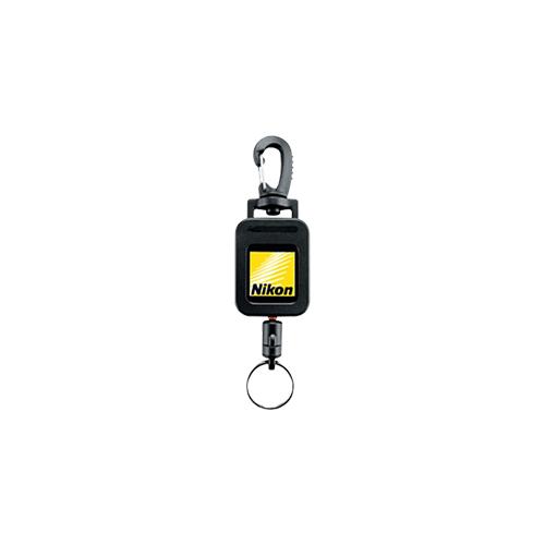 Nikon Retract Rangefinder Black Tether