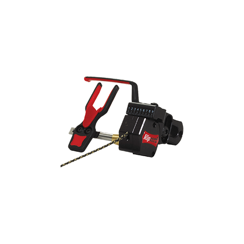 Ripcord Code Red Rest Black Left Hand