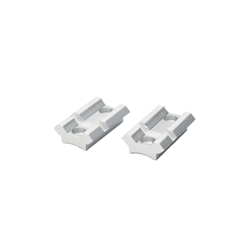2 Pc In-Line Bases Silver