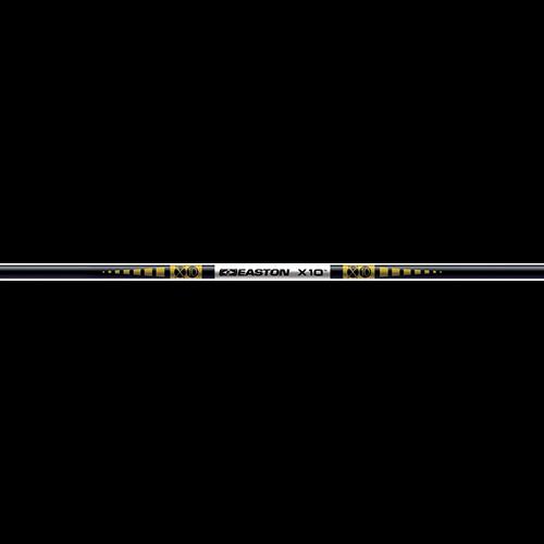 Easton X10 Shafts 550 1 doz.