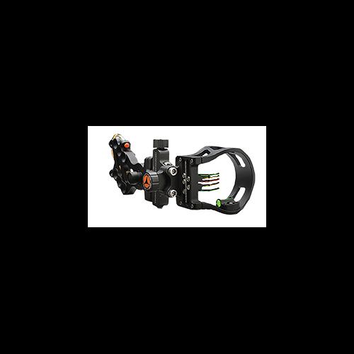 Apex Attitude Sight Black 5 Pin .019 RH/LH