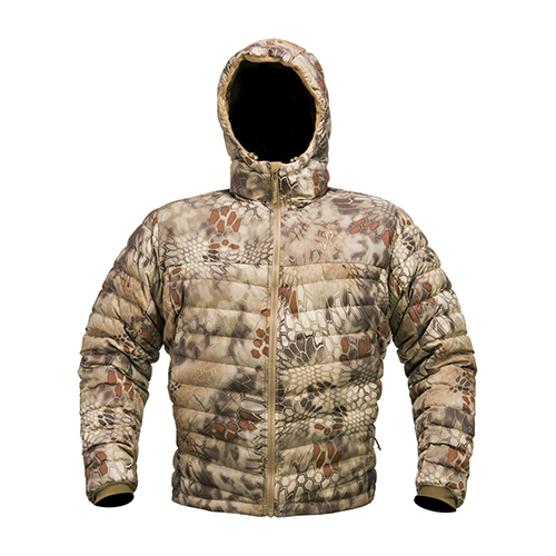 Kryptek Ares Jacket Highlander Camo Large