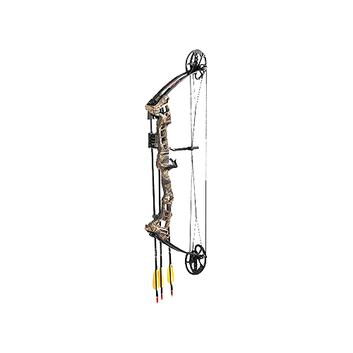 "18 Barnett Vortex Youth Bow Package 22""-27"" 19-45#"