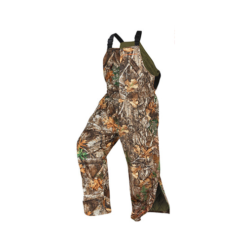 Classic Elite Bibs Realtree Edge Camo Large