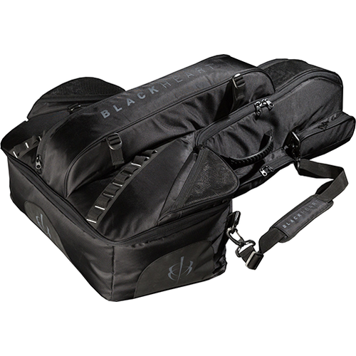 Black Heart Chamber Crossbow Case Black/Black