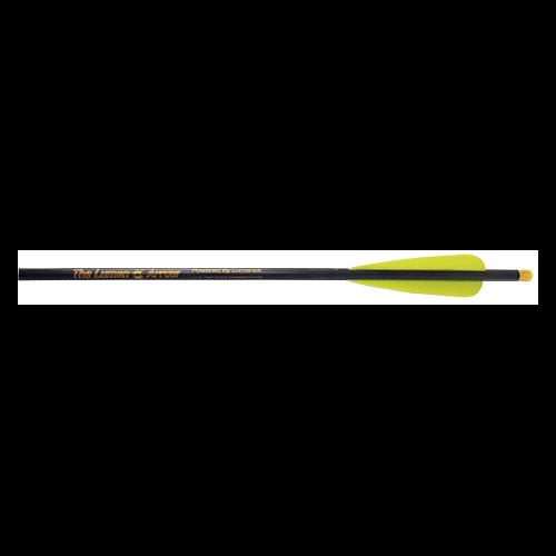 "Lumenok Carbon Bolts 20"" w/HD Orange Capture Nock"
