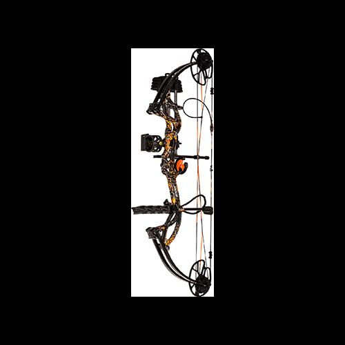 Bear Archery Cruzer G2 RTH Package Moonshine Wildfire RH