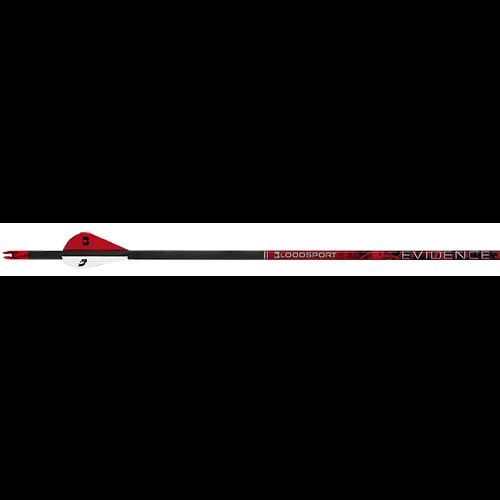 Evidence 350 Arrows w/Vanes w/R.O.C. Inserts
