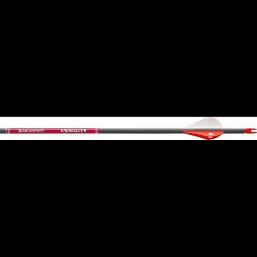 Bloodsport Prosector 300 Arrows w/Vanes Nocks & Inserts