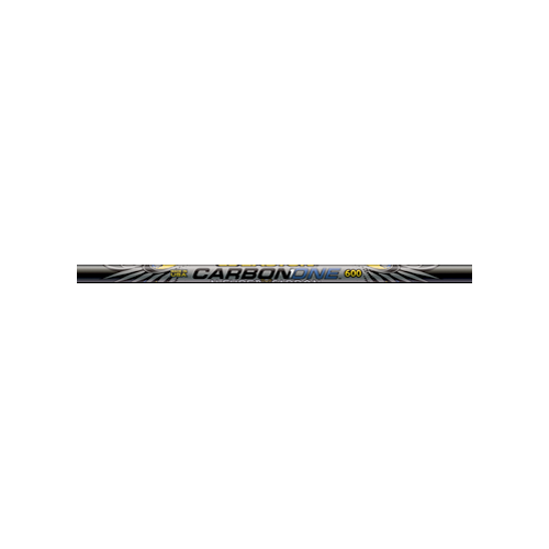 Carbon One 600 Raw Shafts