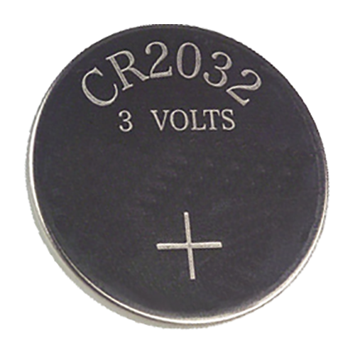 * OMP CR2032 Battery