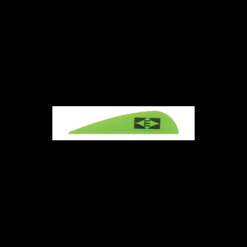 Diamond Vanes 280 Bright Green