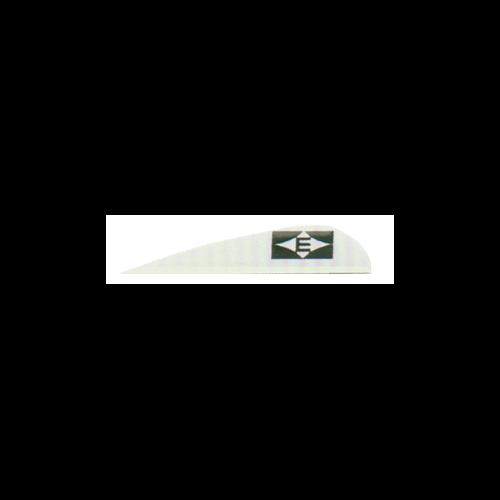 Diamond Vanes 380 White