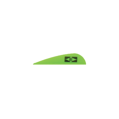 Diamond Vanes 380 Bright Green