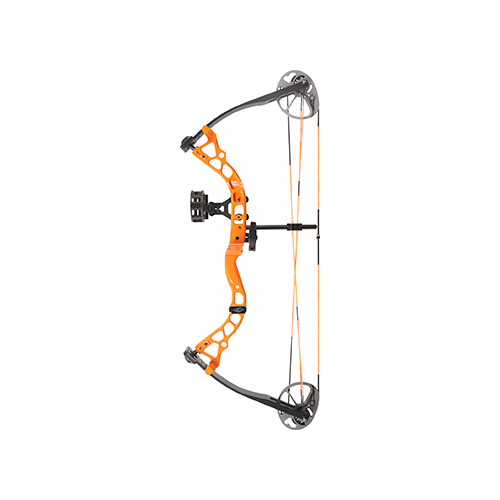 Diamond Atomic Bow Package Bright Orange 12-24in. 29lb RH