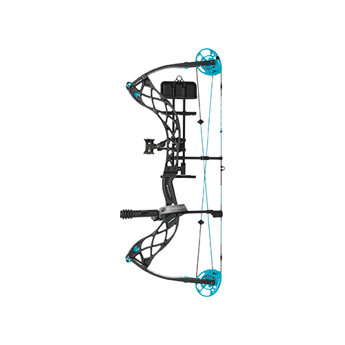 Diamond Carbon Knockout Bow RAK Carbon Fiber 40lb RH
