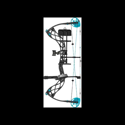 Diamond Carbon Knockout Bow RAK Carbon Fiber 50lb rH