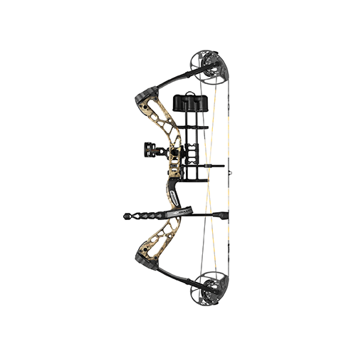 Diamond Edge 320 Bow Package MOBU Country 70 lb. LH