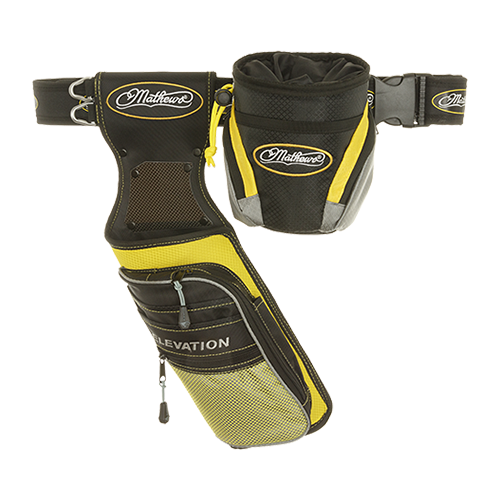 *M Elevation Nerve Field Quiver Pkg Mathews Edition Left Hand