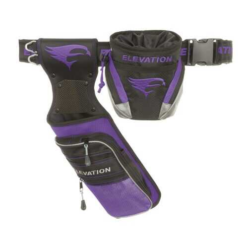 Elevation Nerve Field Quiver Package Purple Right Hand