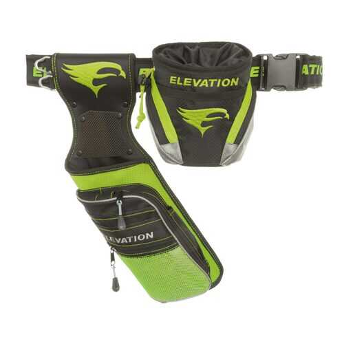 Elevation Nerve Field Quiver Package Green Left Hand