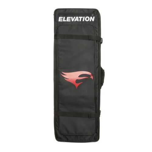 Elevation Jetstream Travel Case Black