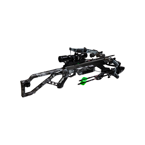 Excalibur Mag 340 Crossbow Package Kryptek RAID