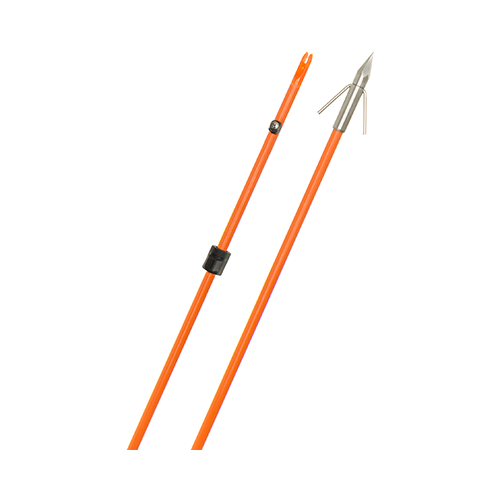 Fin Finder Raider Pro Arrow Orange w/Big Head Pro Point