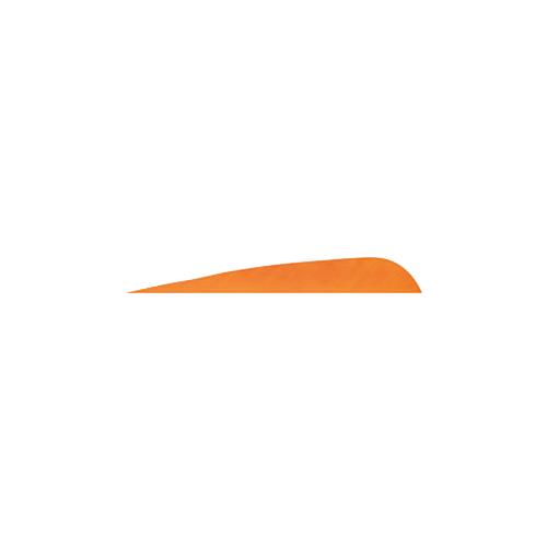 2 1/2 RW Gateway Tangerine Feathers