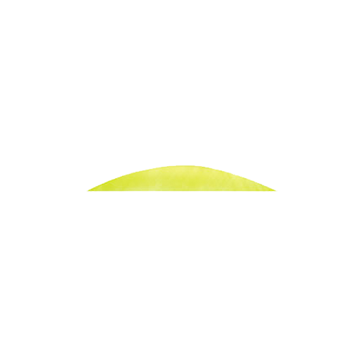 3 RW Gateway Feathers Lemon Lime
