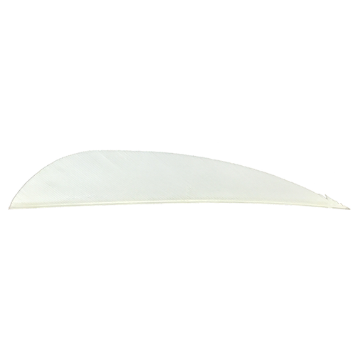4 LW Gateway Feathers White