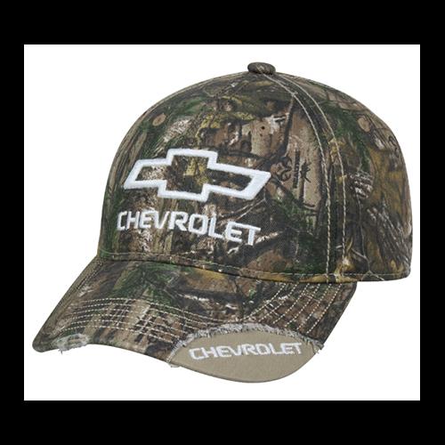 Realtree Edge Chevrolet Logo Hat