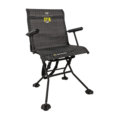 Stealth Spin Chair Bone Collector