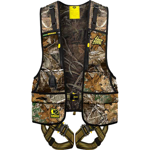 Pro Series Safety Harness S/M Realtree Edge w/Elimishield