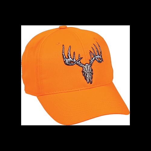 Deer Skull/Antlers Blaze Hat