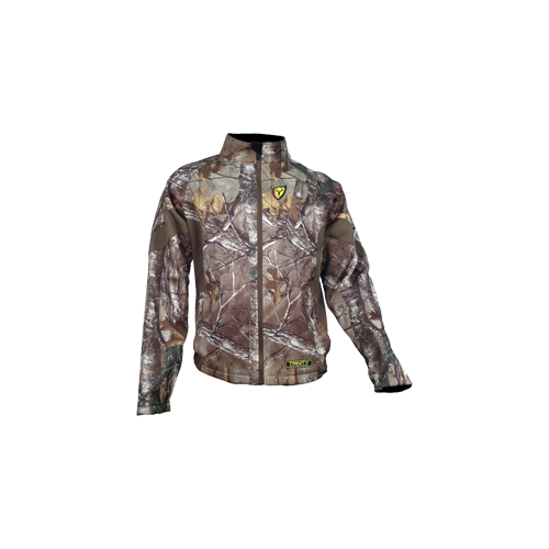 Knock Out Jacket Trinity Scent Control Realtree Edge Camo Lg