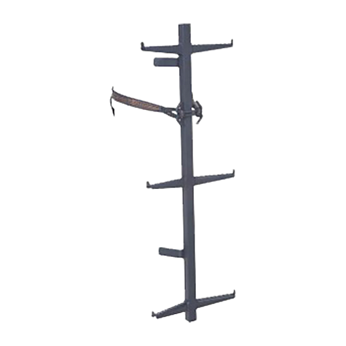 "Aluminum Climbing Stocls 32"" Sections"