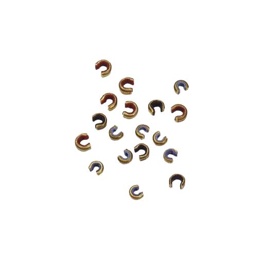 Cam Size Brass Nok Set 6pk #3001